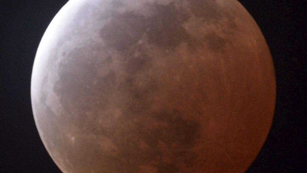 28 September, Bakal Ada Fenomena Langka Gerhana Bulan Supermoon