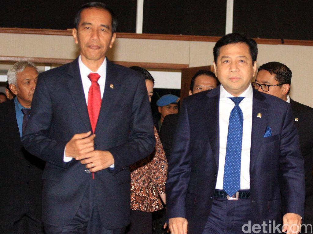 Ketua DPR Ingin Bertemu Presiden Cari Solusi Calon Tunggal di Pilkada