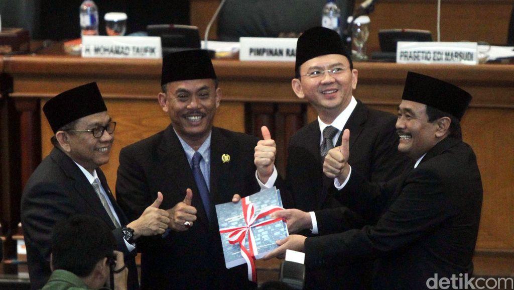 Ketua DPRD Sisir KUA-PPAS DKI, Banggar Tetap Gunakan Hasil Kerja Bareng TPAD
