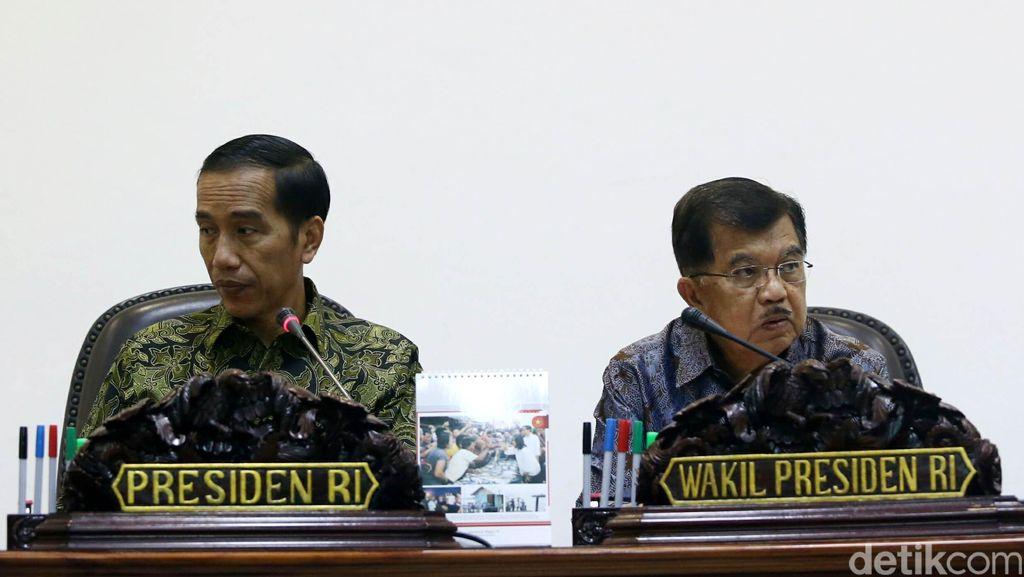 Ke Istana, PDIP Akui Banyak Beri Masukan Soal Reshuffle ke Jokowi