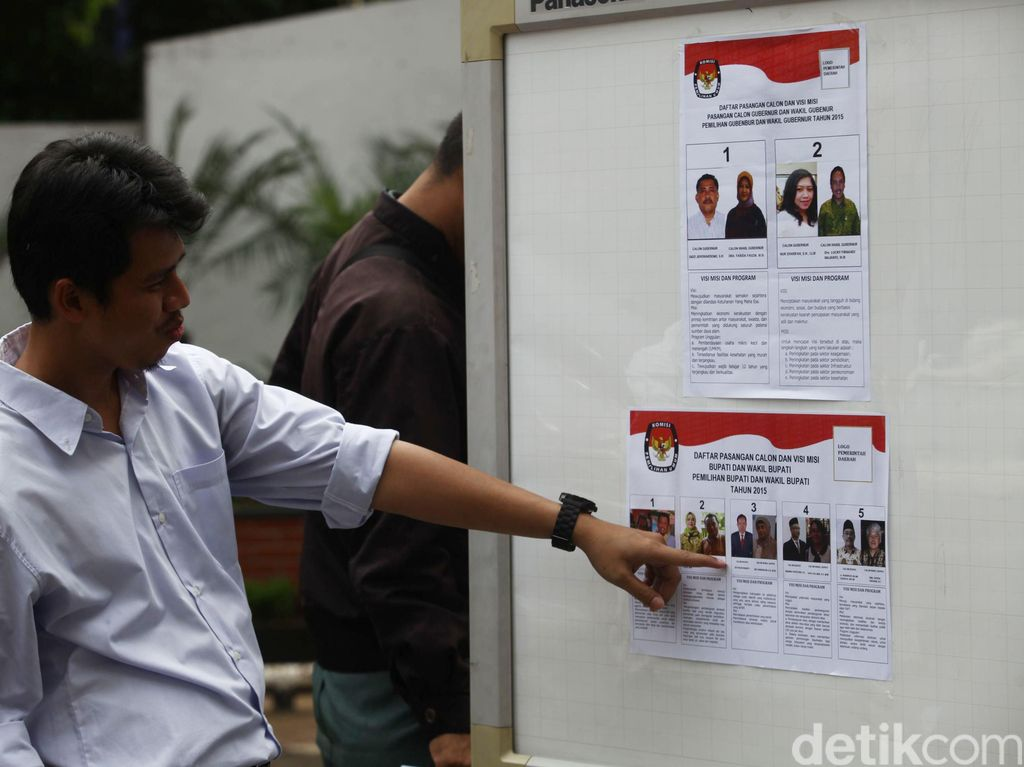14 Daerah Calonnya Tunggal, KPU Dorong Parpol Daftarkan Kader
