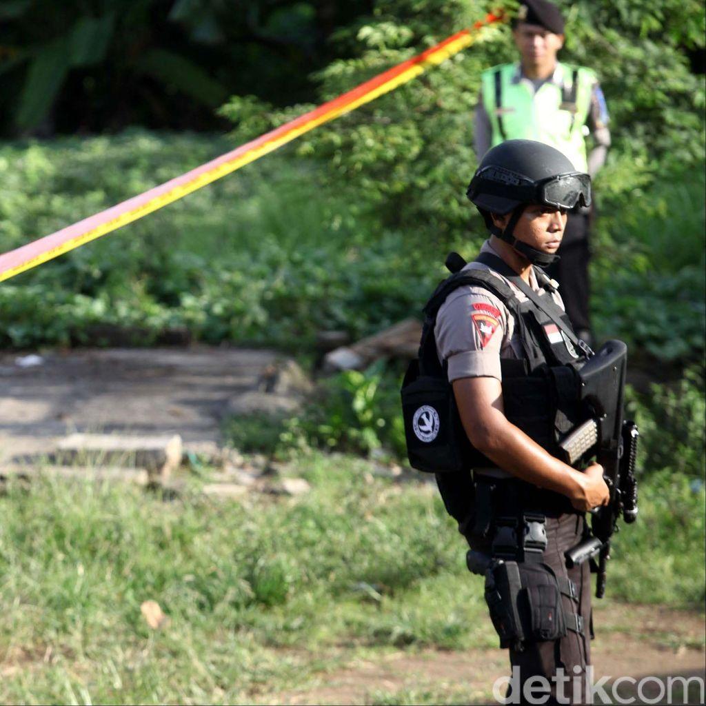 Ada Ledakan Keras di Makassar, 2 Orang Warga Tewas dan 10 Luka