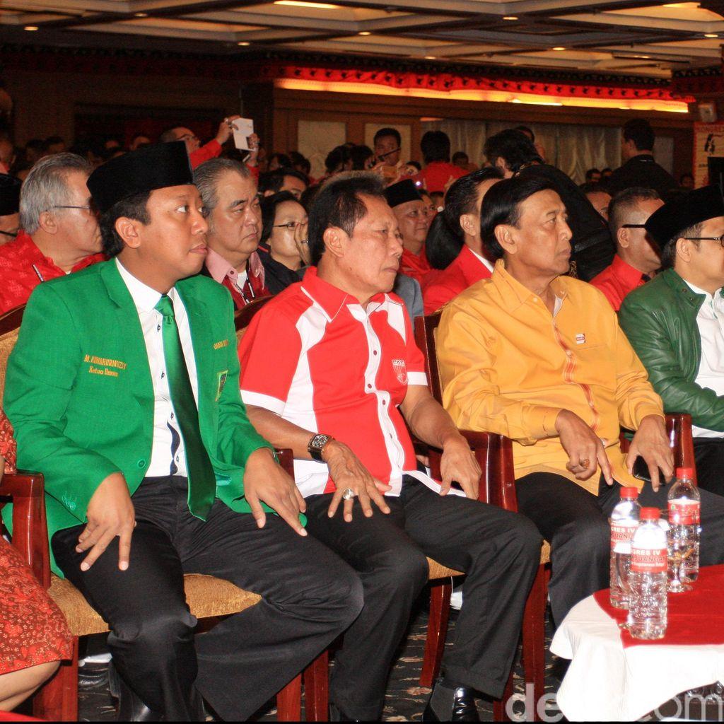 PPP Romi Tak Keberatan Kader Parpol KMP Diajak Masuk Kabinet Kerja