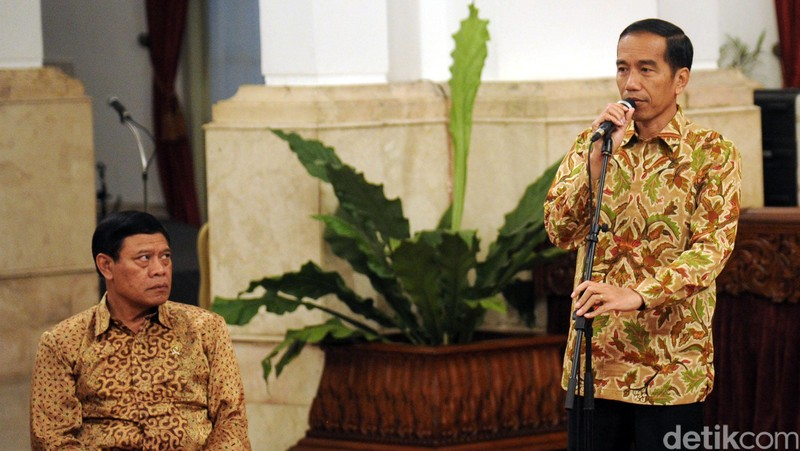 Jokowi Gelar Rapat Paripurna Kabinet Bahas Serapan Anggaran