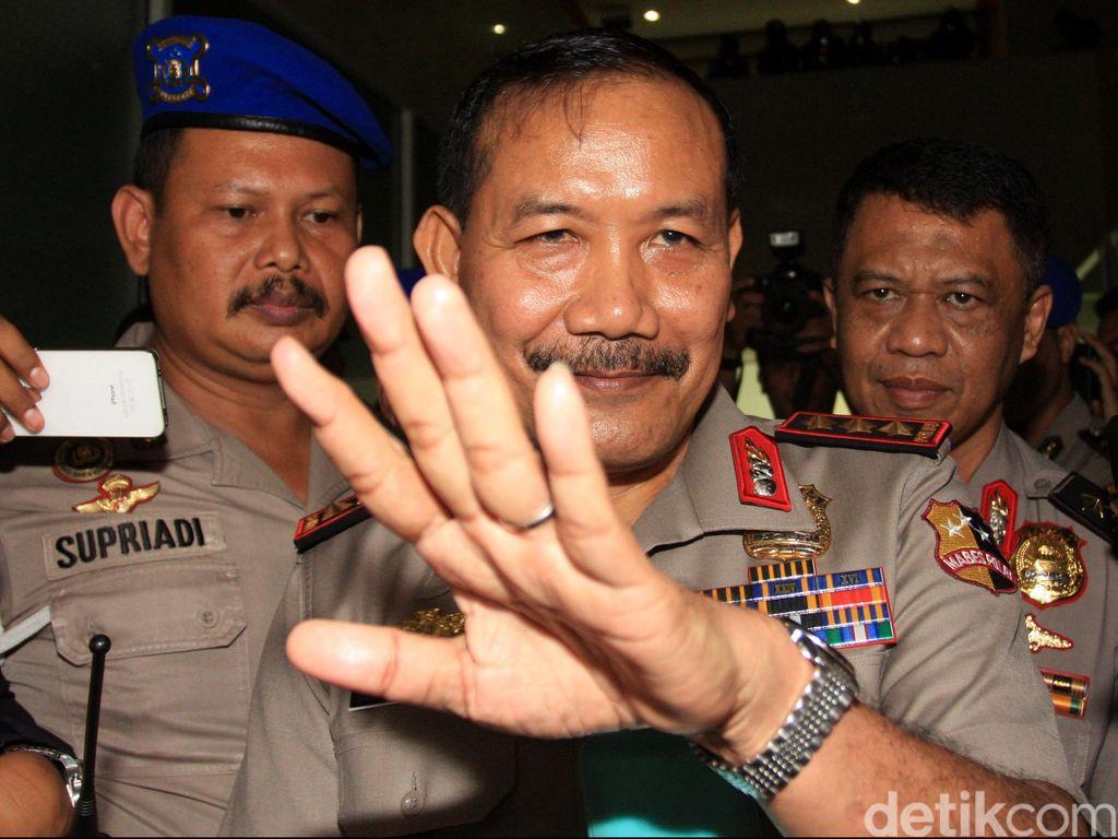 Kapolri Minta Muhammadiyah Bentengi Umat dari Dalil Islam Radikal