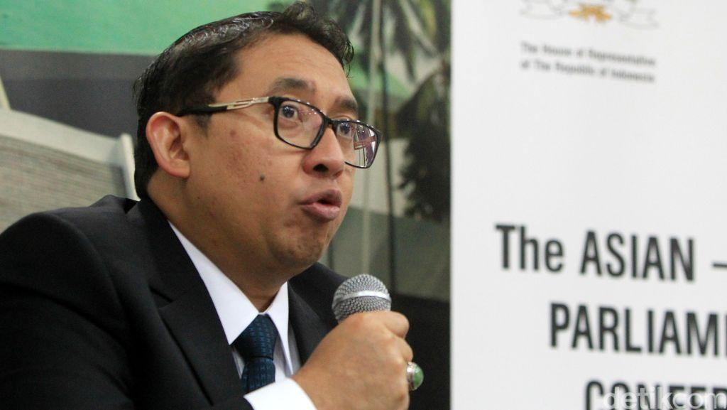 Revisi UU KPK Jadi Usul DPR, Fadli Zon: Yang Lebih Butuh Pemerintah