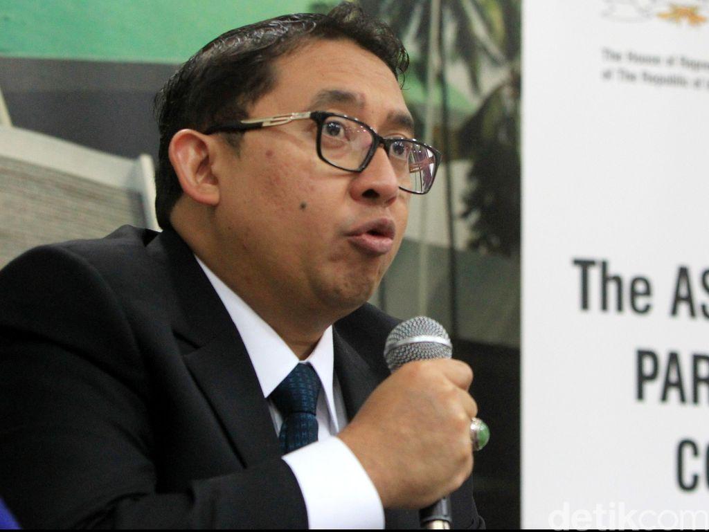 Soal Menteri Hina Jokowi, Fadli Zon: Ini Ada Kaitan dengan Reshuffle