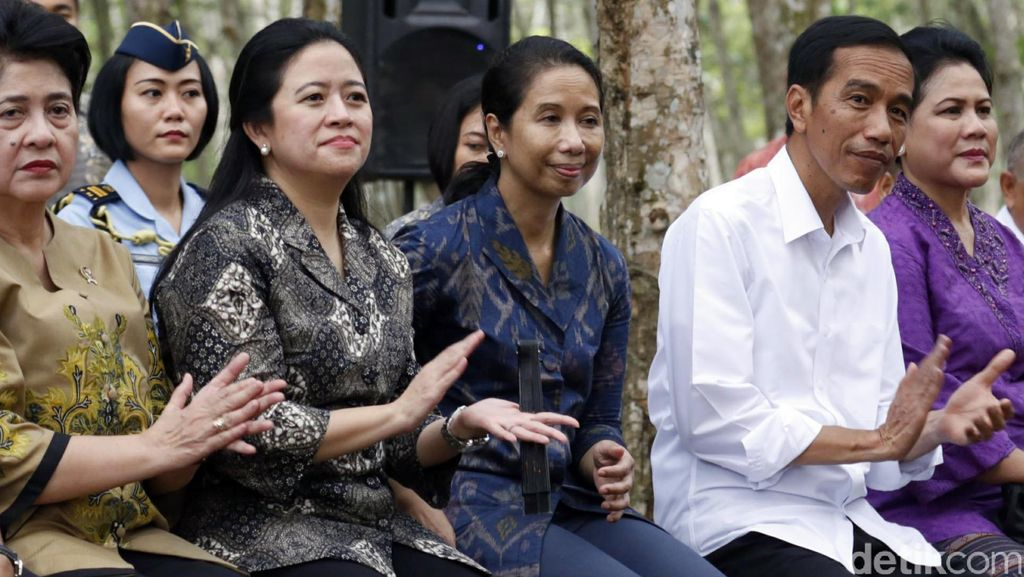 Puan Maharani: Reshuffle Itu Urusan Presiden, Saya Tak Tahu!