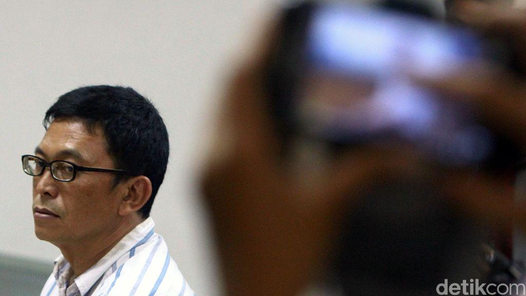 Dituntut 4 Tahun Penjara, Abdur Rouf: Saya Korban Perbuatan Fuad Amin