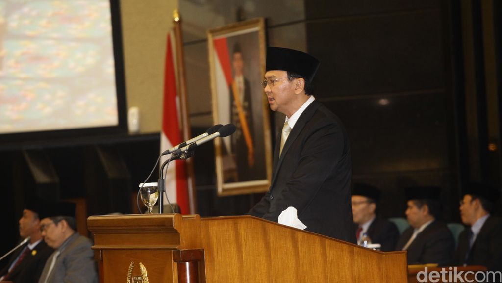 Sanggupkah DPRD DKI Rampung Bahas Anggaran Setebal Ini Sebelum Tahun Baru?