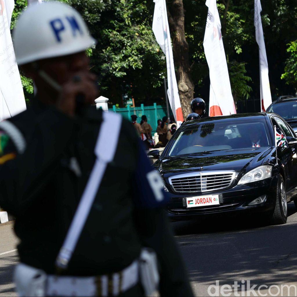 Penyerobot Rombongan RI 2 di Jl Ciledug Raya Dipulangkan