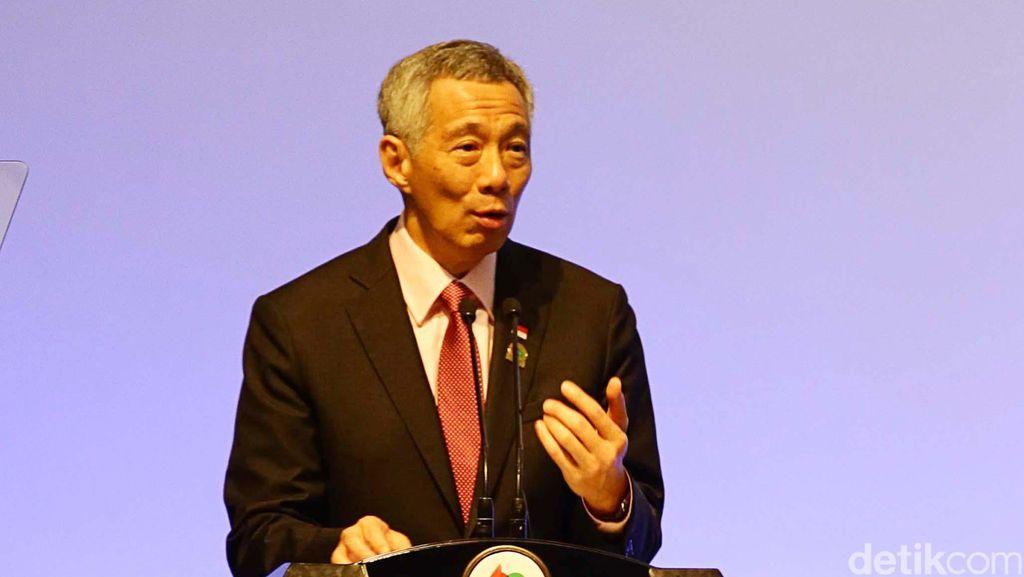 Blogger Singapura Diperintahkan Bayar Ganti Rugi Rp 1,4 M ke PM Lee
