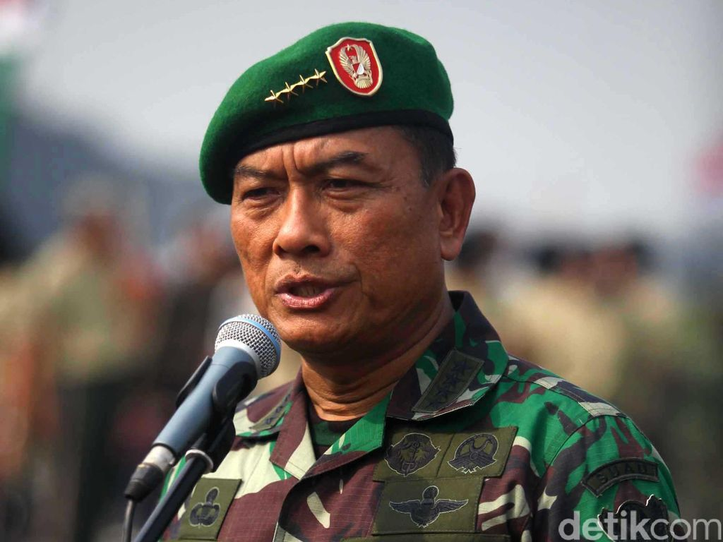Pensiun, Jenderal Moeldoko Ingin Jadi Pengajar
