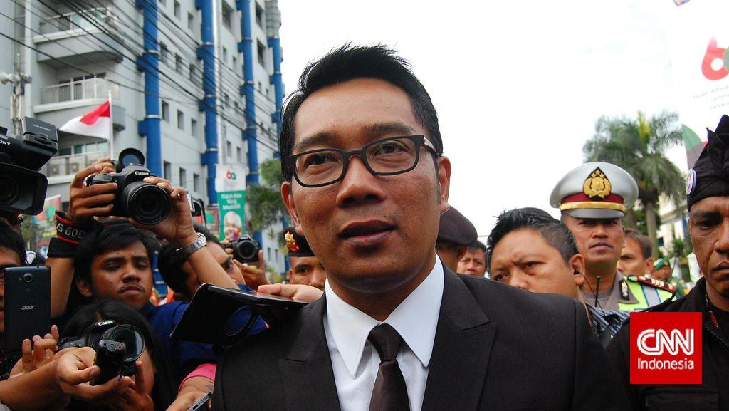 Ridwan Kamil Beri Jawaban pada Ortu Siswa yang Protes Pendaftaran Sekolah