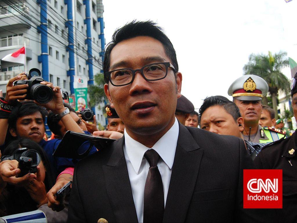 Wali Kota Bandung Ridwan Kamil Gelar Seminar Gojek dan Uber Pekan Depan