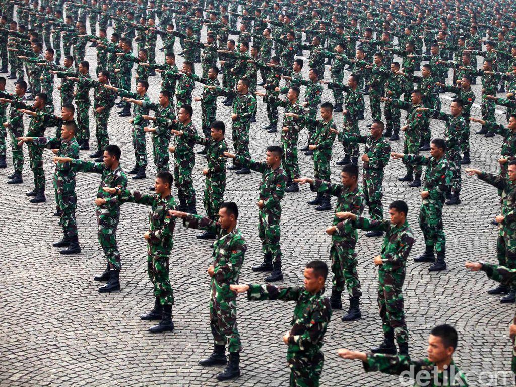 Ahok Akan Beri Uang Saku dan Makan TNI Polri, TNI: Sangat Wajar