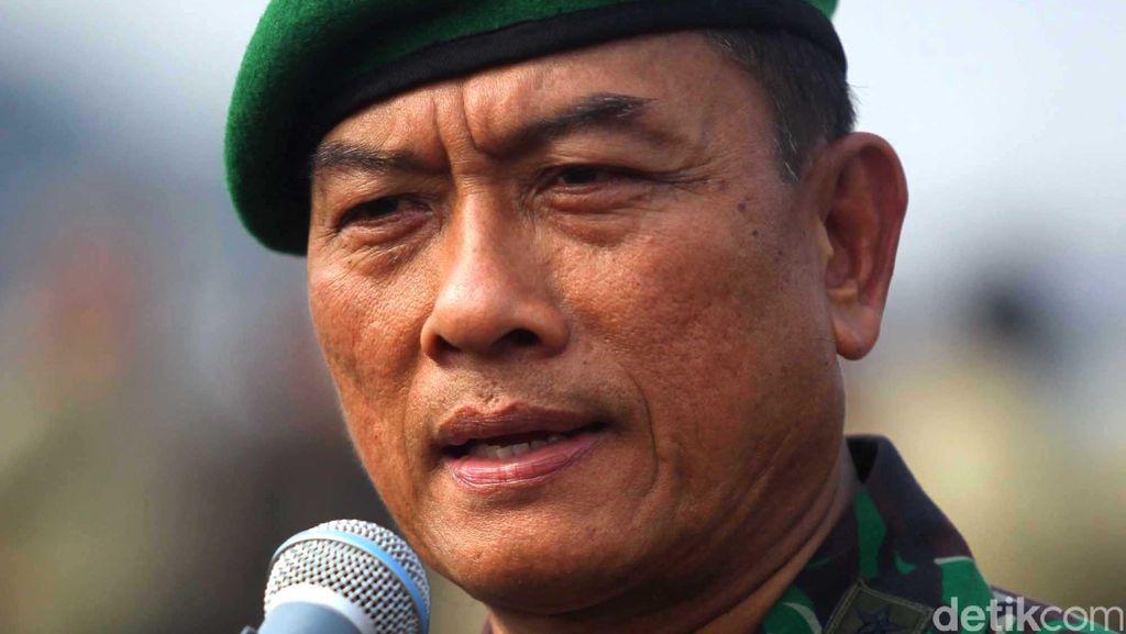 Kapal Perang Malaysia Masuk Ambalat, Panglima TNI: Kenapa Lu Mesti Begitu?