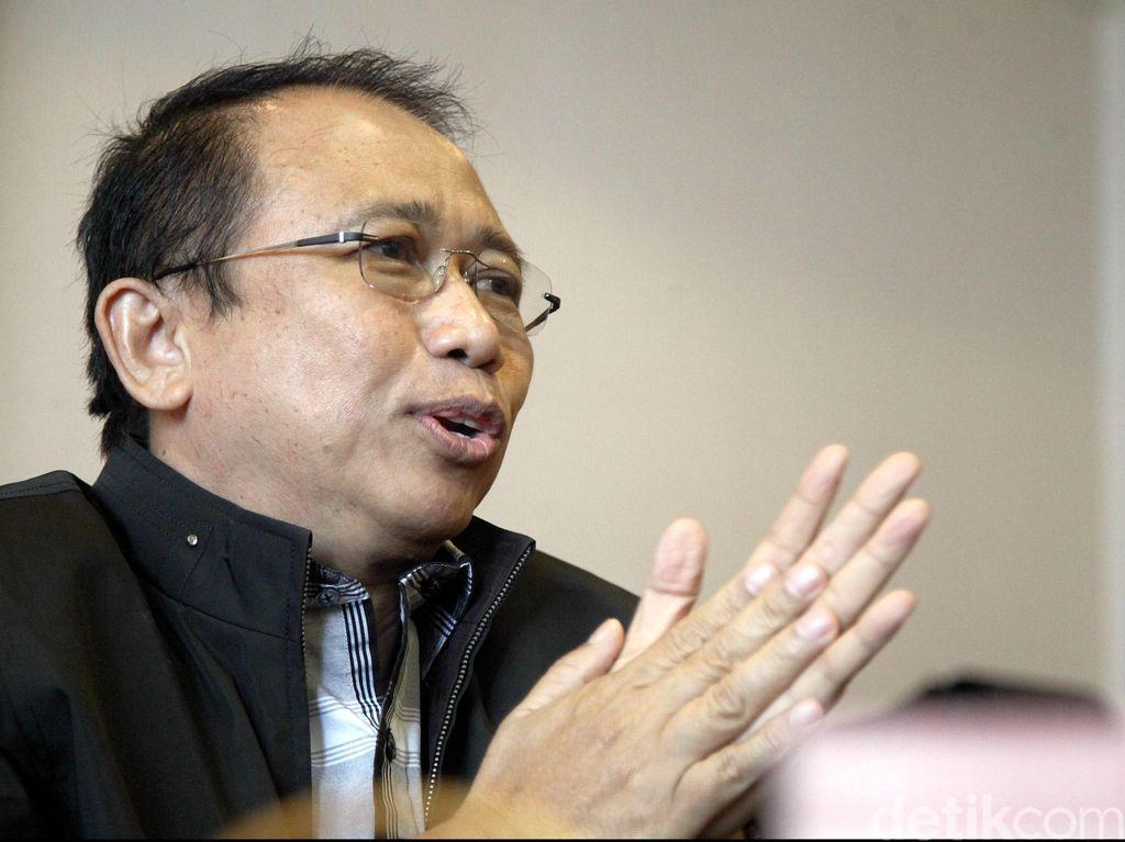 Tak Masuk Kepengurusan PD, Marzuki: Saya Tak Diperlukan Lagi