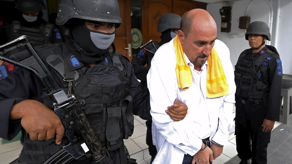 Prancis All Out Selamatkan Serge dari Eksekusi Mati, RI: Kita Hargai