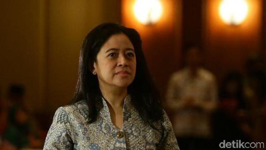 Sejumlah Menteri Buka Puasa Bersama di Rumah Puan, Jokowi Tak Hadir