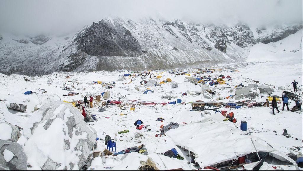 4 Bulan Usai Gempa dan Longsor Nepal, 17 Jasad Korban Ditemukan