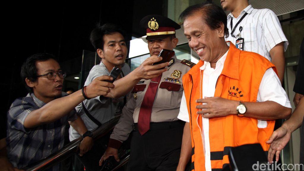 Pihak Andrew Sebut Uang ke Adriansyah untuk Bantu Kongres PDIP