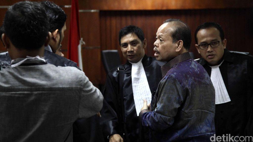 Protes Divonis 10 Tahun, Sutan Bhatoegana Ajukan Permohonan Banding