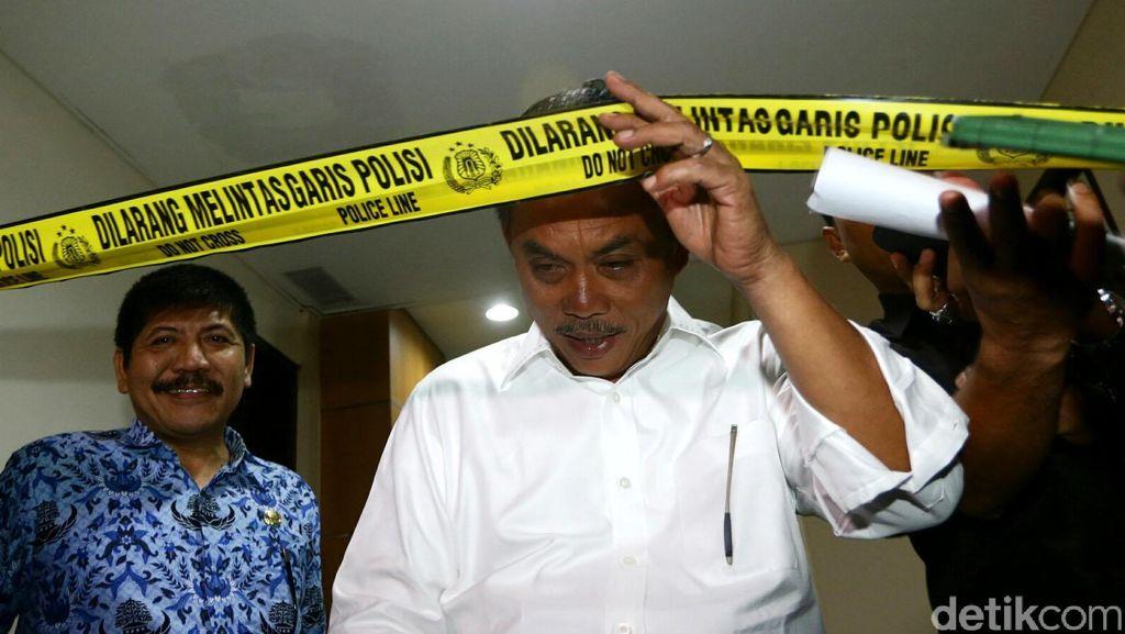 Ketua DPRD DKI: Anggota yang Jadi Tersangka Kasus UPS Belum Dipecat