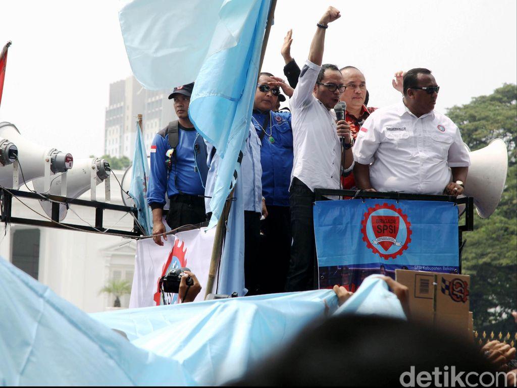 Hanif: Yang Kena PHK dan Resign Bisa Cairkan JHT Tanpa Tunggu 10 Tahun