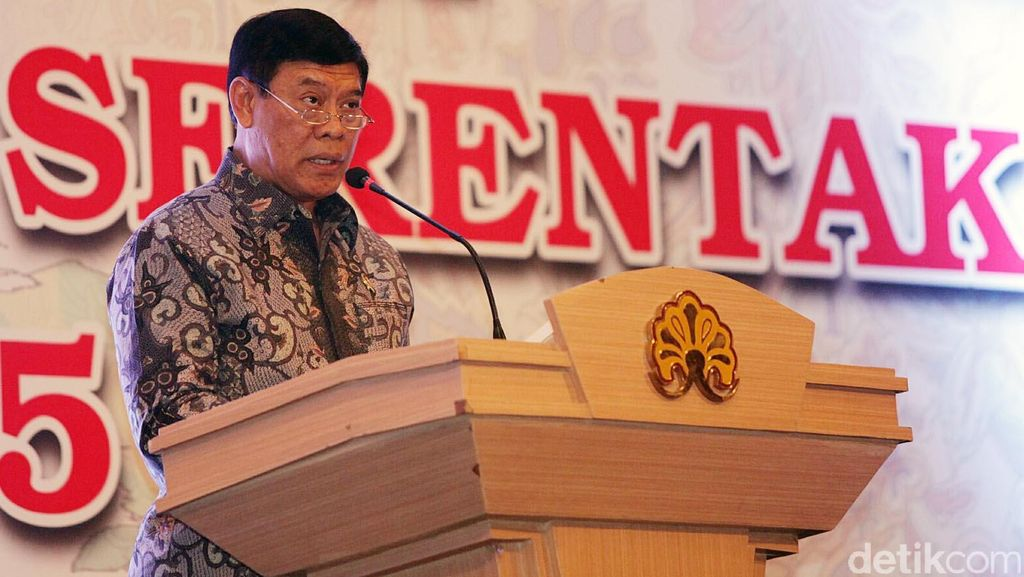 2 Pilot Indonesia Diduga Gabung ISIS, Menteri Tedjo: Belum Dapat Informasi