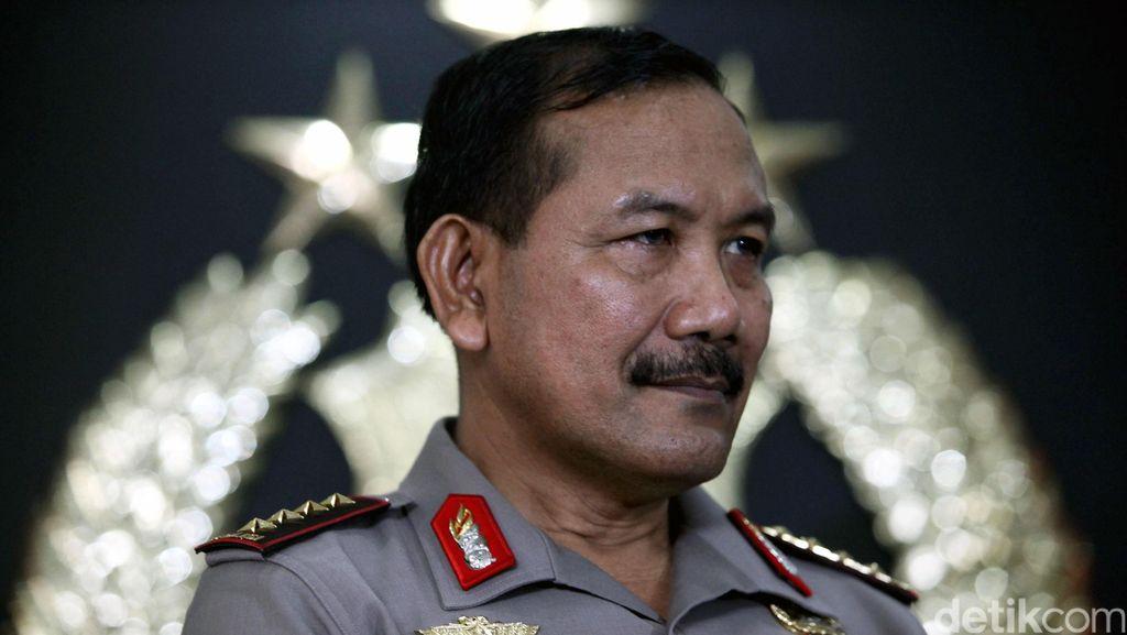 Kapolri Beri Penegasan Mutasi Jenderal Polisi Segera Dilakukan