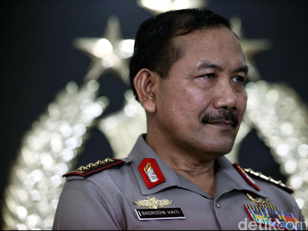 Kapolri Perintahkan Kapolda Usut Teror terhadap Penyidik KPK Kompol Apip