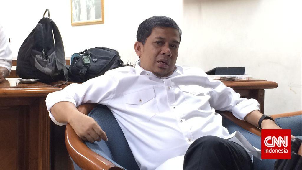 JHT BPJS Cair Penuh Usia 56, Fahri Hamzah: Pakai Saja Dana Aspirasi DPR
