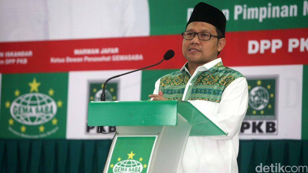 Persiapan Pemilu 2019, Cak Imin Lantik DPC PKB Malaysia