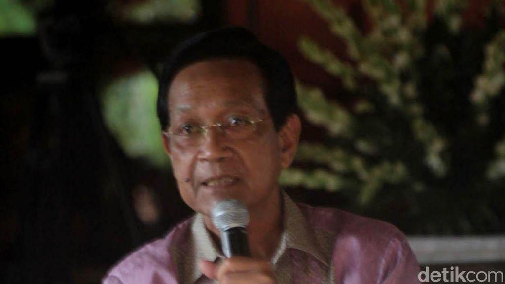 Komentar dan Rencana Sultan Terima Kepulangan 261 Warga DIY Pengikut Gafatar