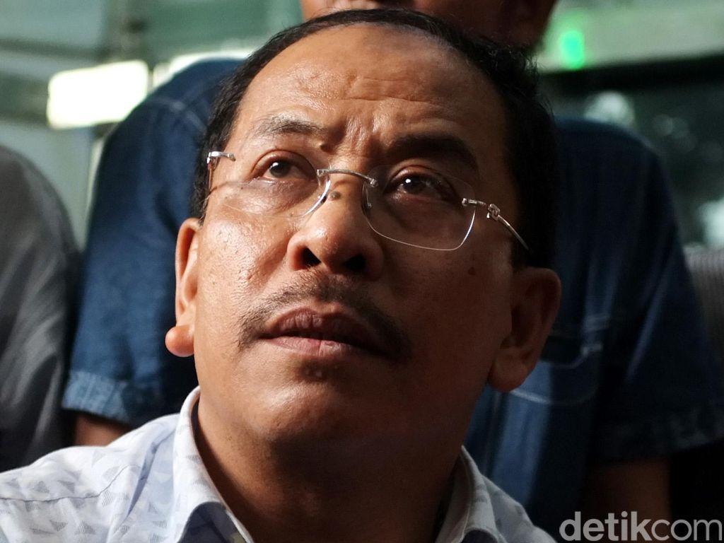 Cek Kesehatan di Singapura, Ilham Arief Minta Pemeriksaan di KPK Dijadwal Ulang