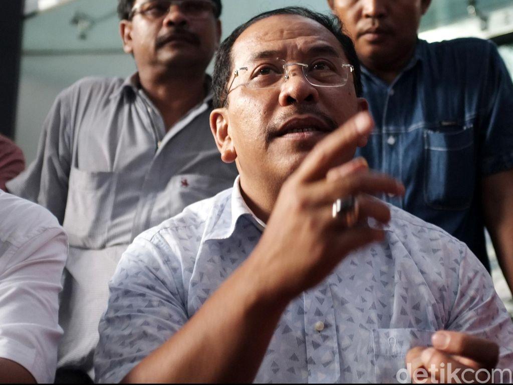 Ilham Arief Akan Langsung Diperiksa KPK Usai Pulang dari Singapura