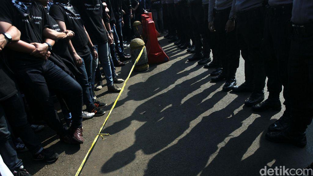 Jokowi: Kebebasan Demonstrasi Dijamin, Tapi Ada Aturannya