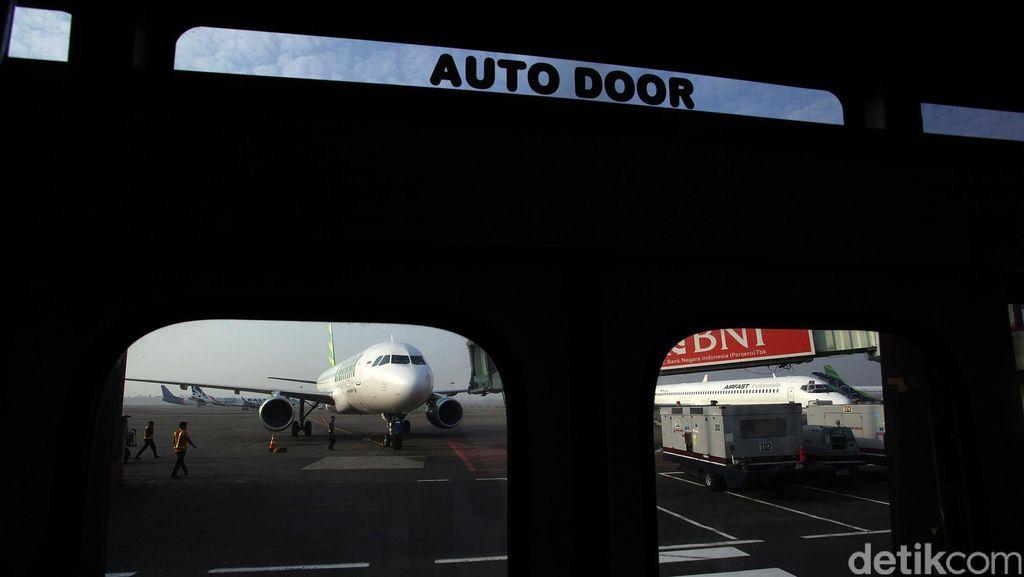 Taksi Gelap di Bandara Soekarno-Hatta Akan Dikuningkan