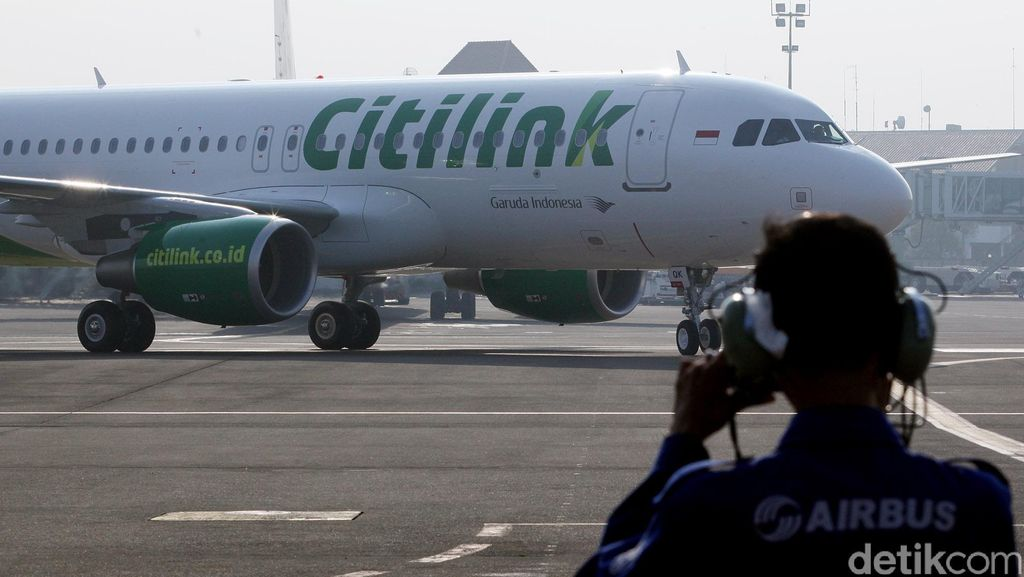 Kabut Asap Tak Kunjung Teratasi, Citilink Tutup Sementara Penerbangan di Pekanbaru