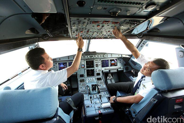 70-an Pesawat Masuk ke Indonesia Per Tahun Tapi Pilot Masih Kurang 700