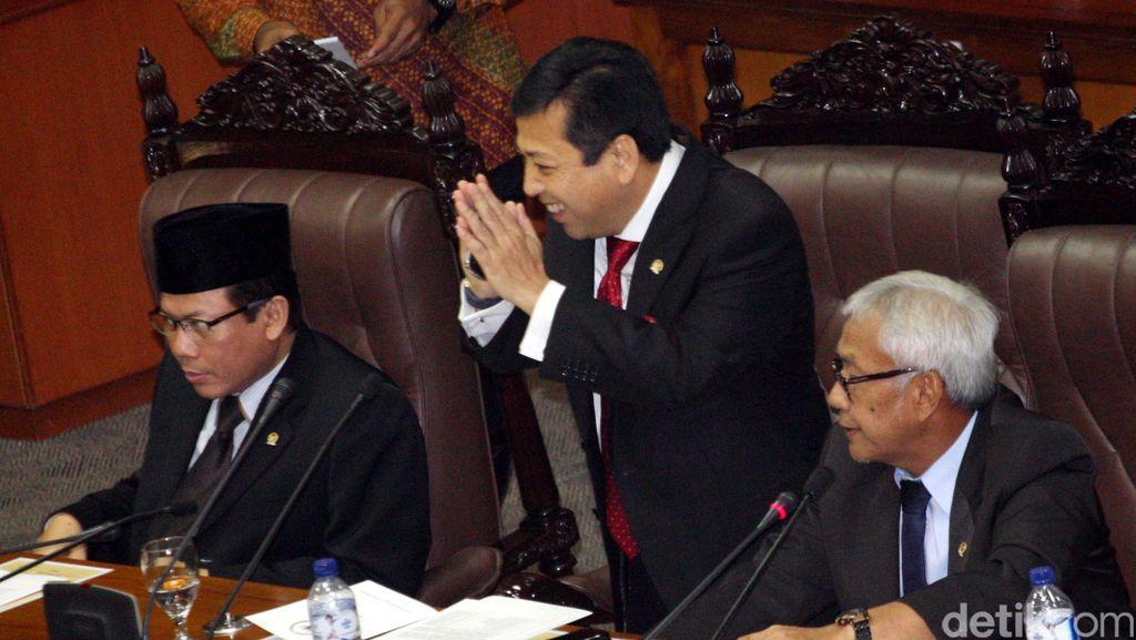 Pimpinan DPR Tepis Anggapan Kinerja Memble karena Sering ke Luar Negeri