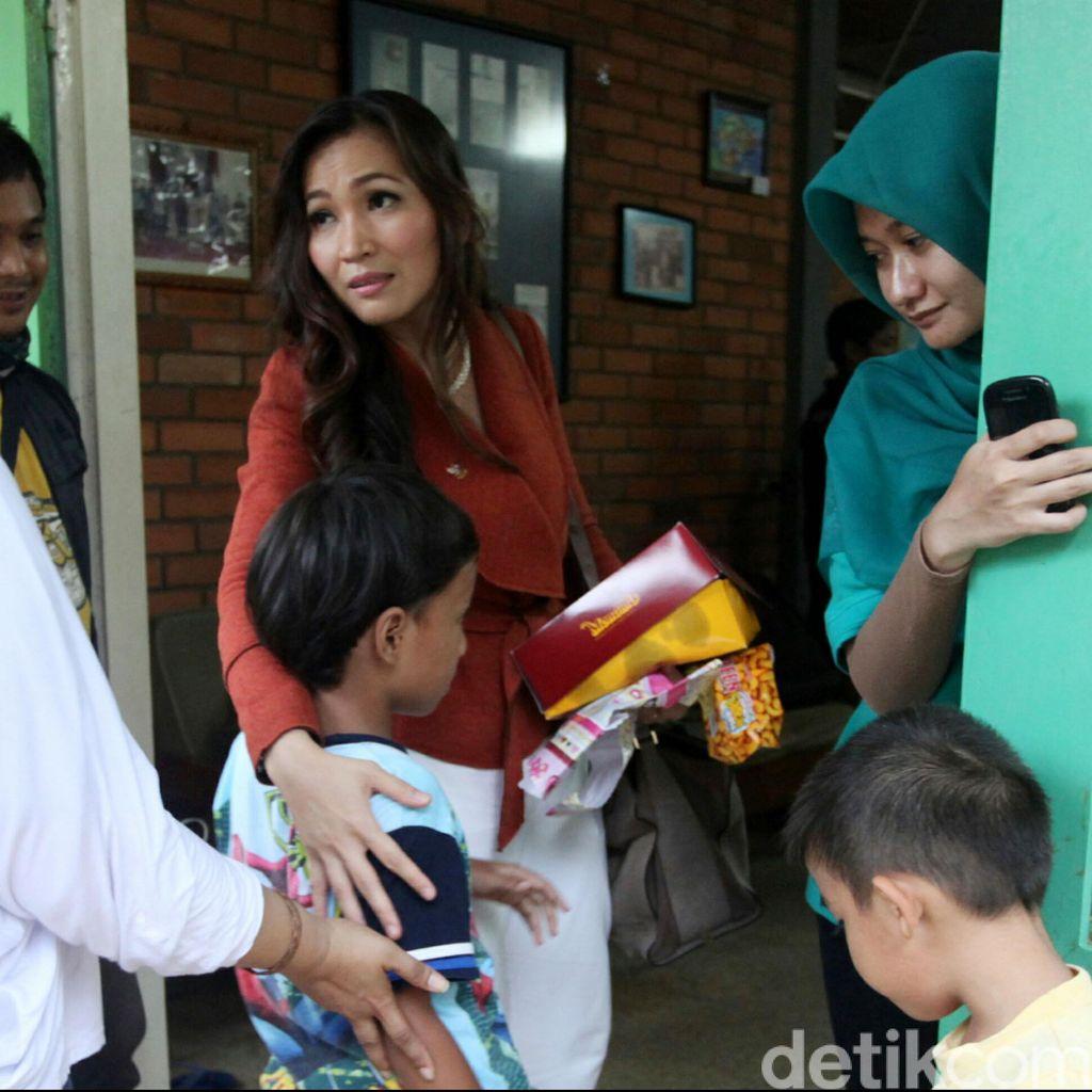 Ditemui Sekjen KPAI, Ibu Bocah GT Bilang Kangen dan Ingin Bertemu Buah Hati