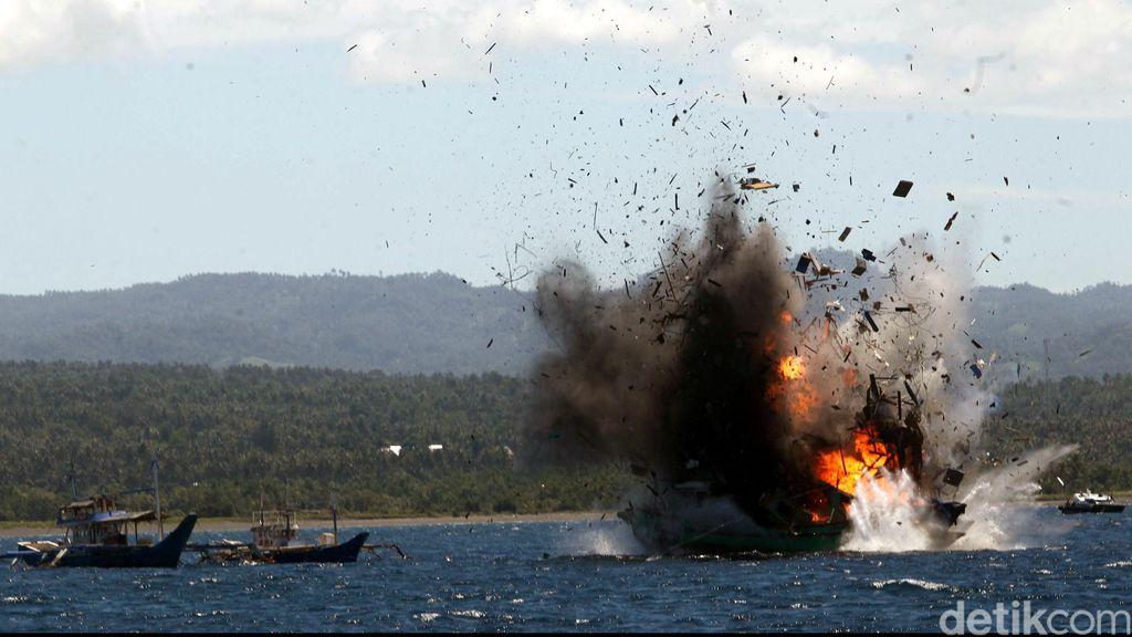 Kapal Asing Ditenggelamkan, Hasil Tangkapan Nelayan Aceh Meningkat 30 Persen