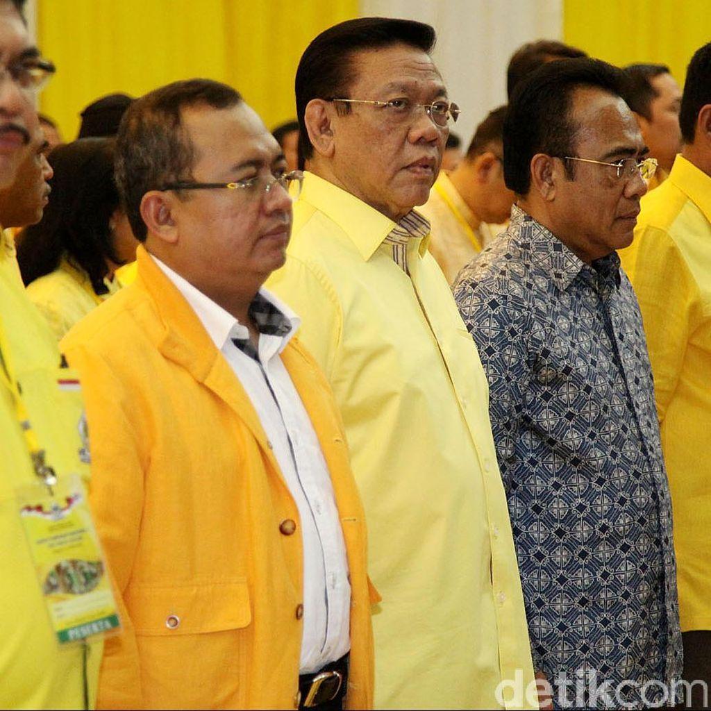 Kubu Ical Dorong Revisi UU KPK, Agung Cs Menentang
