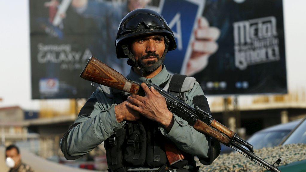 Selundupkan 20 Kg Heroin, Jenderal Afghanistan Ditangkap
