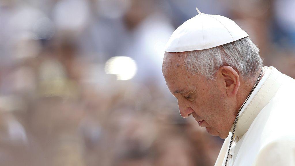 Bocorkan Dokumen Keuangan Rahasia, Uskup Ditangkap Otoritas Vatikan