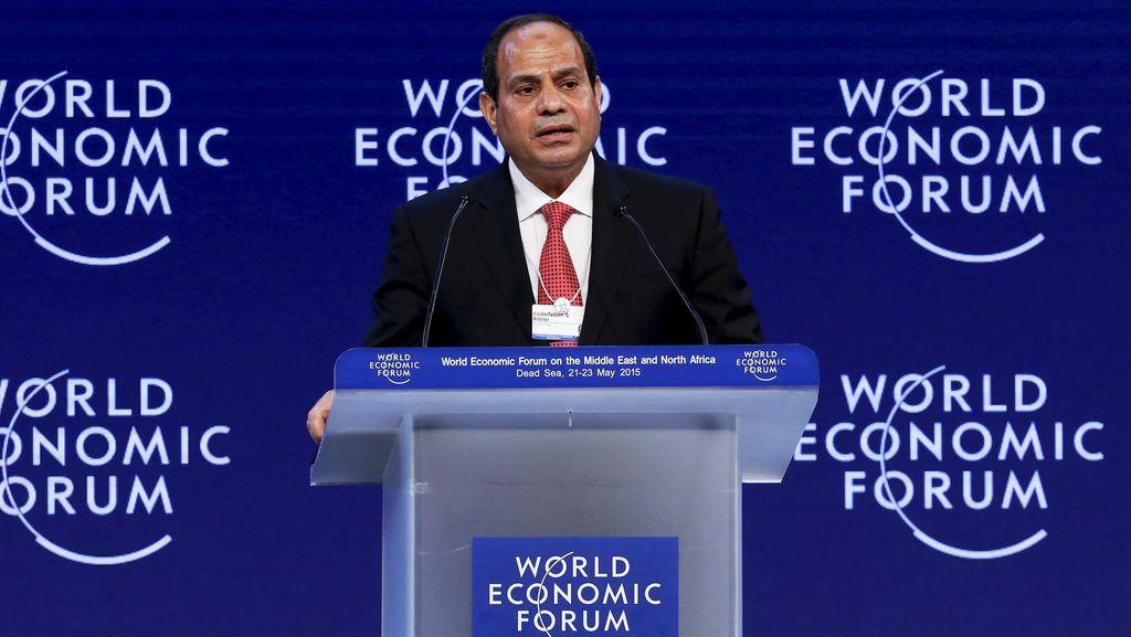 Jokowi-Al Sisi akan Bertemu, Bahas Islam Hingga Investasi