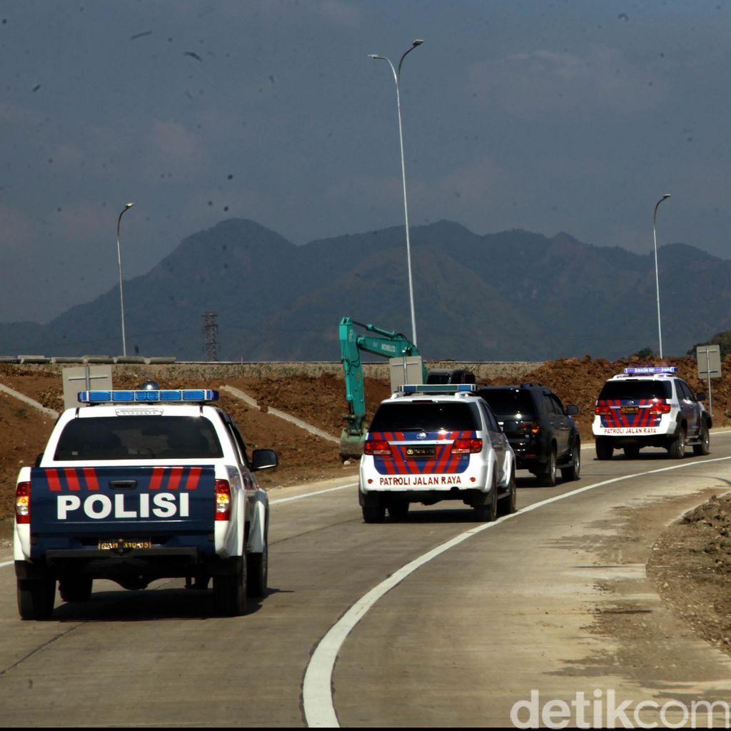 Polisi Tetap Antisipasi Kemacetan di Simpang Jomin