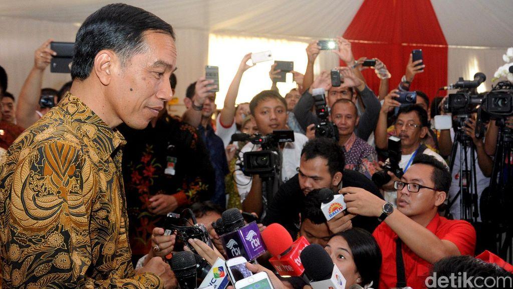 Buka Raker KPI, Jokowi: Konten Media Harus Mendidik, Munculkan Optimisme